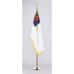 Indoor Religious Flagpole Sets
