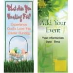 Easter Display Banners