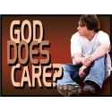 Does God Care Sign