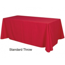 Blank Table Drapes