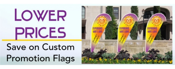 Lower Price Flags