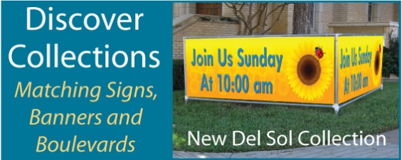 2014 Church Banners
