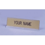 Engraved Sign Holders